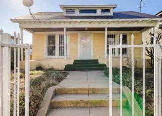 Pre Foreclosure in Los Angeles 90018 MONTCLAIR ST - Property ID: 1083526812