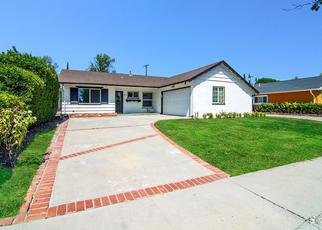 Pre Foreclosure in West Hills 91307 BIRCHTON AVE - Property ID: 1083948578