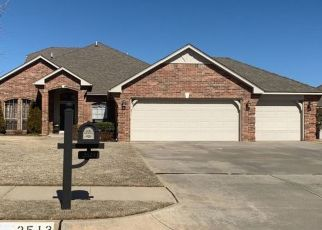 Pre Foreclosure in Oklahoma City 73170 SW 141ST ST - Property ID: 1083991946