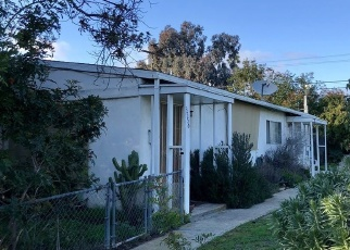 Pre Foreclosure in San Diego 92117 CLAIREMONT MESA BLVD - Property ID: 1084163176