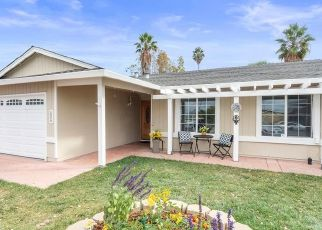 Pre Foreclosure in San Jose 95127 GRIDLEY CT - Property ID: 1084667284
