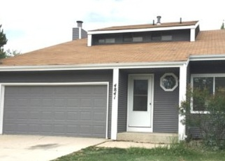Pre Foreclosure in Greeley 80634 W 7TH ST - Property ID: 1085115783