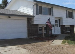 Pre Foreclosure in Greeley 80634 W HARP CT - Property ID: 1085116658