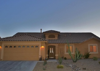 Pre Foreclosure in Sahuarita 85629 E MOWRY WASH LN - Property ID: 1085594480