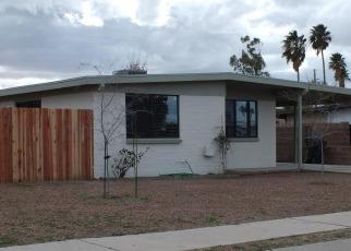 Pre Foreclosure in Tucson 85730 E FOND DU LAC DR - Property ID: 1085596232