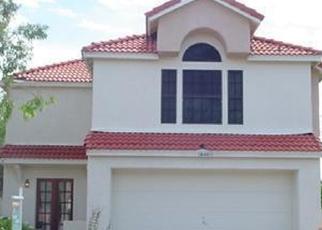 Pre Foreclosure in Tucson 85742 N FITZGERALD LN - Property ID: 1085603234