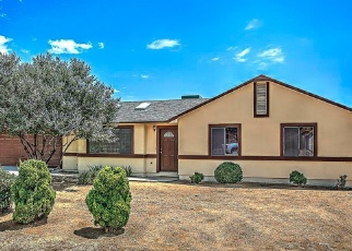 Pre Foreclosure in Prescott Valley 86314 N INDIAN WELLS DR - Property ID: 1085788958
