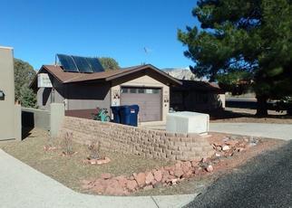 Pre Foreclosure in Sedona 86351 INDIAN RUIN RD - Property ID: 1085794190