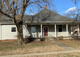 Pre Foreclosure in Fort Branch 47648 E LOCUST ST - Property ID: 1086506793