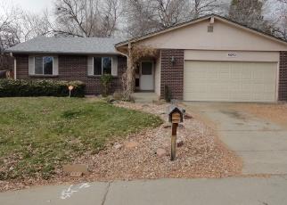 Pre Foreclosure in Arvada 80005 W 84TH CIR - Property ID: 1086576866