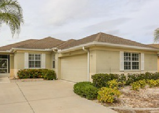 Pre Foreclosure in Sun City Center 33573 EMERALD DUNES DR - Property ID: 1086611903