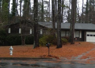Pre Foreclosure in Lilburn 30047 PASCHAL CIR SW - Property ID: 1087243902