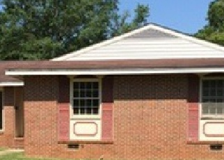 Pre Foreclosure in Fort Valley 31030 WILLIAM DR - Property ID: 1087308720