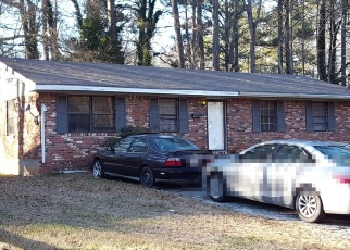 Pre Foreclosure in Conley 30288 MALLARD CIR - Property ID: 1087340692