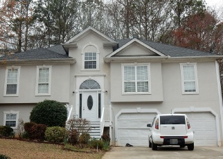 Pre Foreclosure in Lithia Springs 30122 ASPEN DR - Property ID: 1087346825