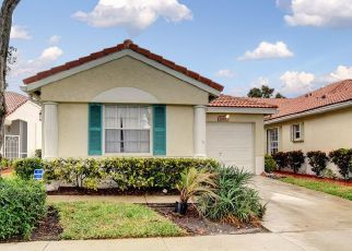 Pre Foreclosure in Delray Beach 33484 FLORAL LAKES DR - Property ID: 1087426526