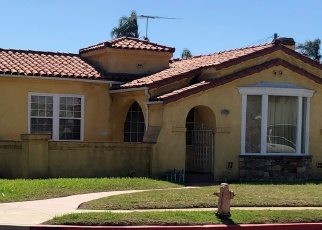 Pre Foreclosure in Inglewood 90305 W 78TH PL - Property ID: 1087460245