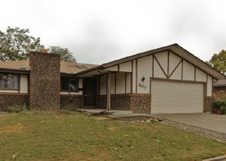 Pre Foreclosure in Longmont 80501 VIVIAN ST - Property ID: 1087541720
