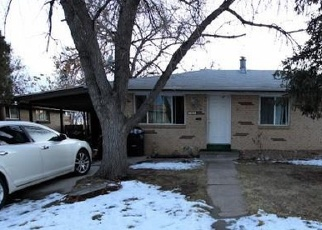 Pre Foreclosure in Westminster 80030 MARIA ST - Property ID: 1087555737