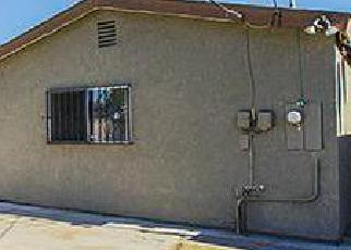 Pre Foreclosure in Los Angeles 90059 GORMAN AVE - Property ID: 1088246861
