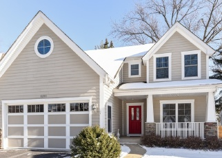 Pre Foreclosure in Downers Grove 60516 JANES AVE - Property ID: 1088392703