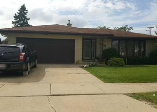 Pre Foreclosure in South Holland 60473 EVANS AVE - Property ID: 1088462780