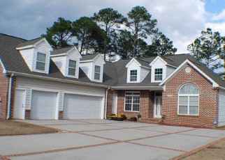 Pre Foreclosure in Myrtle Beach 29575 DEERFIELD AVE - Property ID: 1089231870