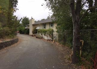 Pre Foreclosure in Redwood City 94062 BROOKWOOD RD - Property ID: 1089254637
