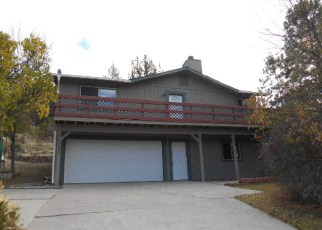 Pre Foreclosure in Weed 96094 MOUNTAIN WOOD DR - Property ID: 1089268202