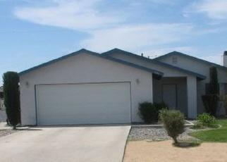 Pre Foreclosure in California City 93505 JACARANDA AVE - Property ID: 1089375516