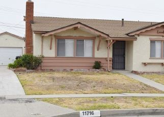 Pre Foreclosure in Whittier 90604 TIDWELL AVE - Property ID: 1089467488