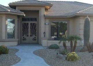 Pre Foreclosure in Mesa 85209 E NEVILLE AVE - Property ID: 1089795529