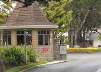 Pre Foreclosure in Half Moon Bay 94019 CYPRESS POINT RD - Property ID: 1089903264