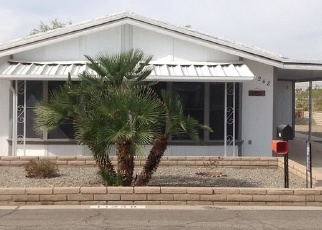 Pre Foreclosure in Yuma 85365 S DESERT AIR BLVD - Property ID: 1089946180