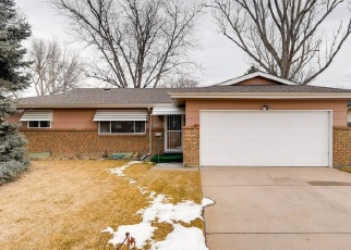 Pre Foreclosure in Greeley 80634 33RD AVE - Property ID: 1090040802