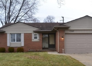 Pre Foreclosure in Riverview 48193 BEDFORD ST - Property ID: 1090050422