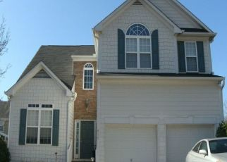 Pre Foreclosure in Knightdale 27545 WIDEWATERS PKWY - Property ID: 1090154223