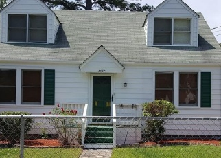 Pre Foreclosure in Norfolk 23509 VIMY RIDGE AVE - Property ID: 1090191905