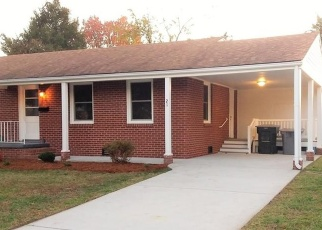Pre Foreclosure in Hampton 23664 HARWOOD AVE - Property ID: 1090322406