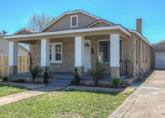Pre Foreclosure in Tulsa 74106 E LATIMER CT - Property ID: 1090675870