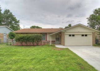 Pre Foreclosure in Glenpool 74033 E 138TH PL - Property ID: 1090685944