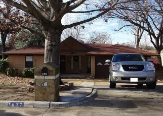Pre Foreclosure in Grand Prairie 75051 SANDERS ST - Property ID: 1090879511