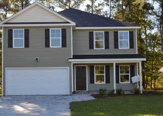 Pre Foreclosure in Rincon 31326 CROOKED OAKS DR - Property ID: 1091315745