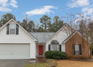 Pre Foreclosure in Dacula 30019 LEIGH MEADOW DR - Property ID: 1091546549