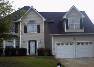 Pre Foreclosure in Decatur 30035 WATERS RUN - Property ID: 1091618373