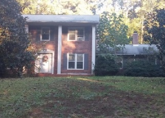 Pre Foreclosure in Athens 30605 SANDSTONE DR - Property ID: 1091629323