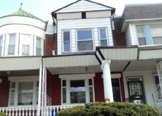 Pre Foreclosure in Philadelphia 19143 WEBSTER ST - Property ID: 1092247301