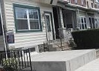 Pre Foreclosure in Philadelphia 19143 WALTON AVE - Property ID: 1092315635