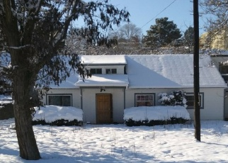 Pre Foreclosure in Arlington 97812 COTTONWOOD DR - Property ID: 1092826307