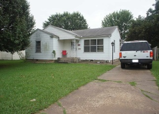 Pre Foreclosure in Ardmore 73401 CHERRY ST - Property ID: 1093006761